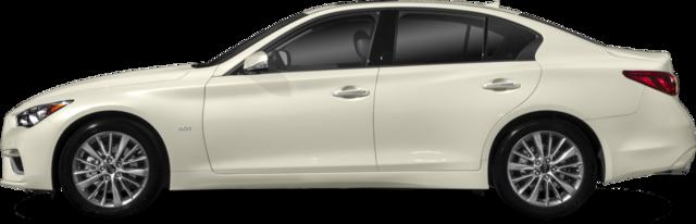 2018 INFINITI Q50 Sedan 2.0t LUXE
