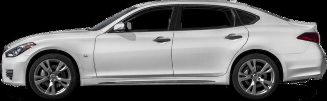 2018 INFINITI Q70L Sedan 3.7X LUXE