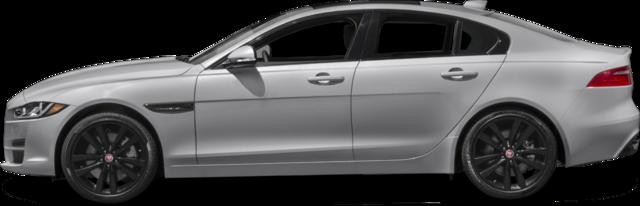 2018 Jaguar XE Sedan 25t