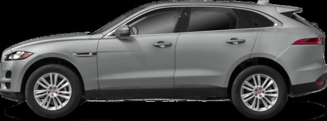 2018 Jaguar F-PACE SUV 25t Premium