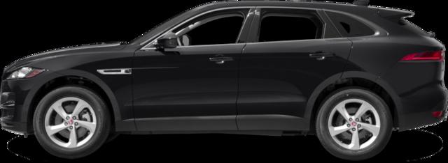 2018 Jaguar F-PACE SUV 35t Premium