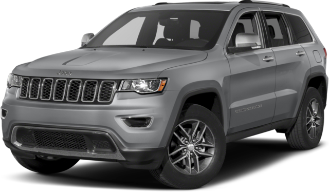 2018 Jeep Grand Cherokee SUV Limited 4x4