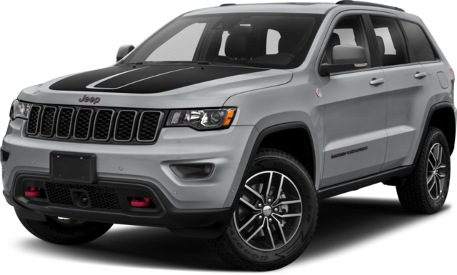2018 Jeep Grand Cherokee SUV Trailhawk 4x4