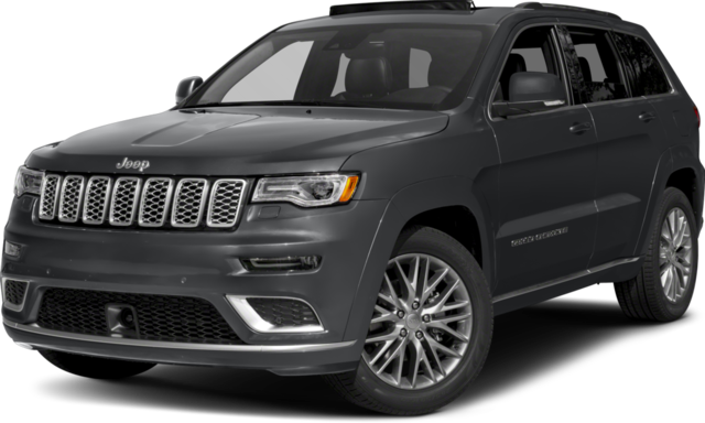 2018 Jeep Grand Cherokee SUV Summit 4x4