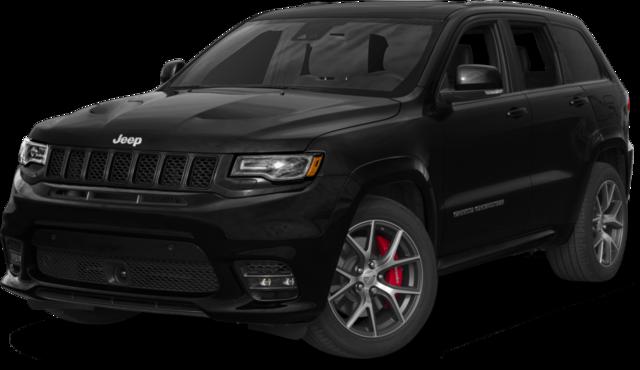2018 Jeep Grand Cherokee SUV Trackhawk 4x4