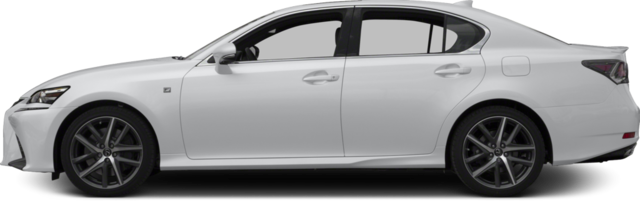 2018 Lexus GS 350 Sedan F Sport