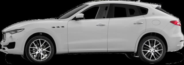 2018 Maserati Levante SUV GranLusso