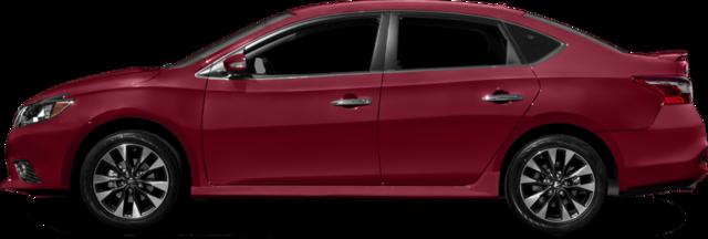 2018 Nissan Sentra Sedan SR
