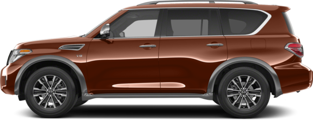 2018 Nissan Armada SUV SV