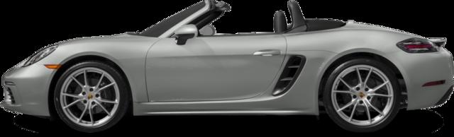 2018 Porsche 718 Boxster Convertible