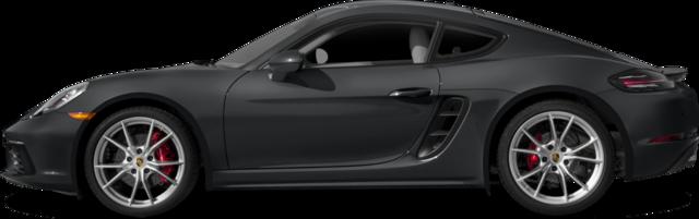 2018 Porsche 718 Cayman Coupe S