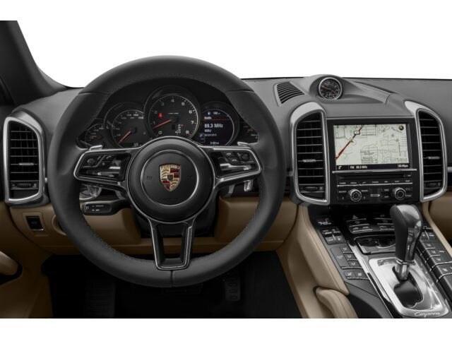 2018 Porsche Cayenne SUV