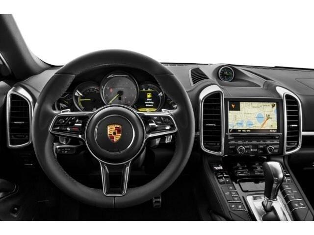 2018 Porsche Cayenne E-Hybrid SUV