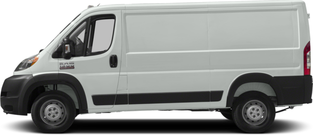 2018 Ram ProMaster 1500 Van Low Roof