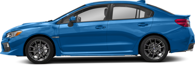 2018 Subaru WRX Sedan Premium with RECARO Front Seats