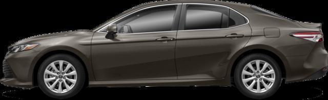 2018 Toyota Camry Sedan XLE
