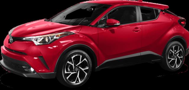 2018 Toyota C-HR SUV XLE Premium