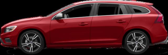 2018 Volvo V60 Wagon T6 AWD R-Design Platinum