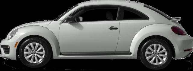 2018 Volkswagen Beetle Hatchback 2.0T Coast