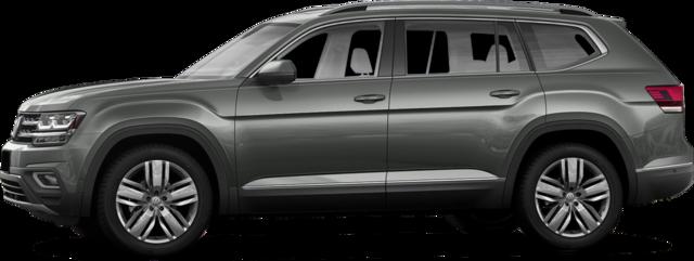 2018 Volkswagen Atlas SUV 3.6L V6 S