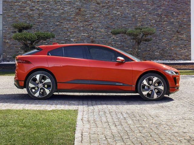 New 2019 Jaguar I Pace Jaguar Troy