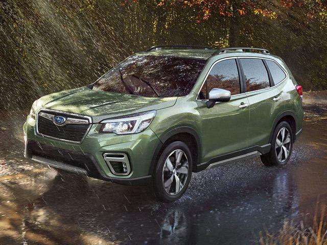 New 2019 Subaru Forester Inventory Near Dayton Oh Wagner Subaru