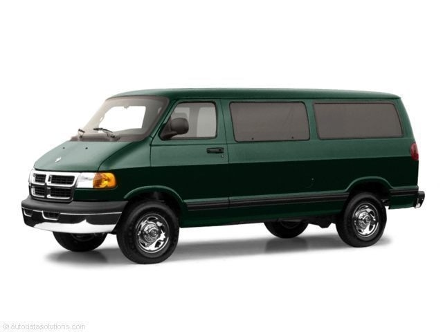 Pg on 1997 Dodge Ram Van 2500