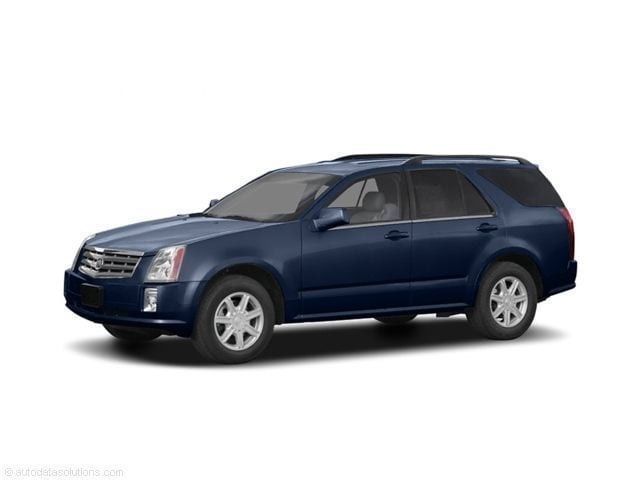 cadillac srx  suv  jd power