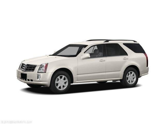 2008 Cadillac Srx V6 Suv Photos J D Power