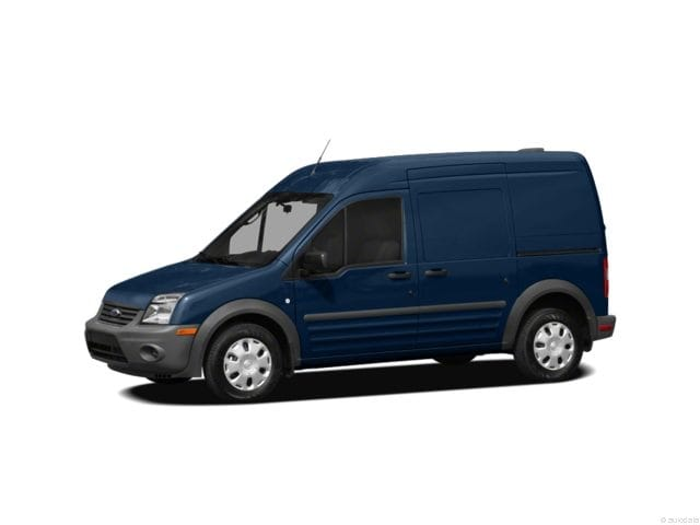 2012 Ford Transit Connect Van