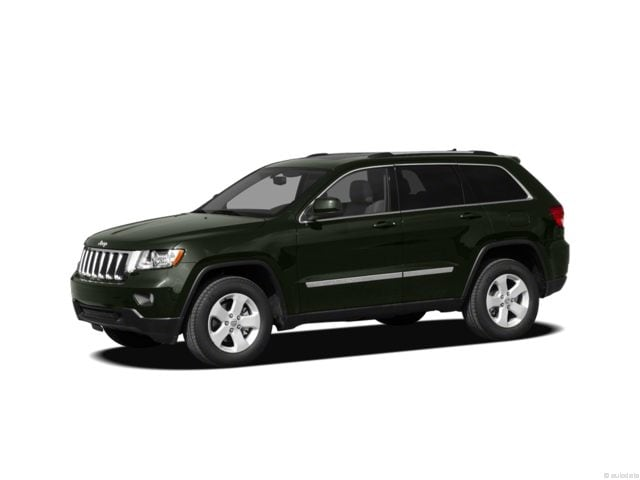 2012 Jeep Grand Cherokee SUV