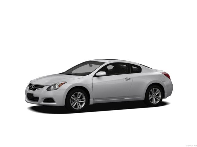 2012 Nissan Altima Coupe at Berlin City Nissan ME