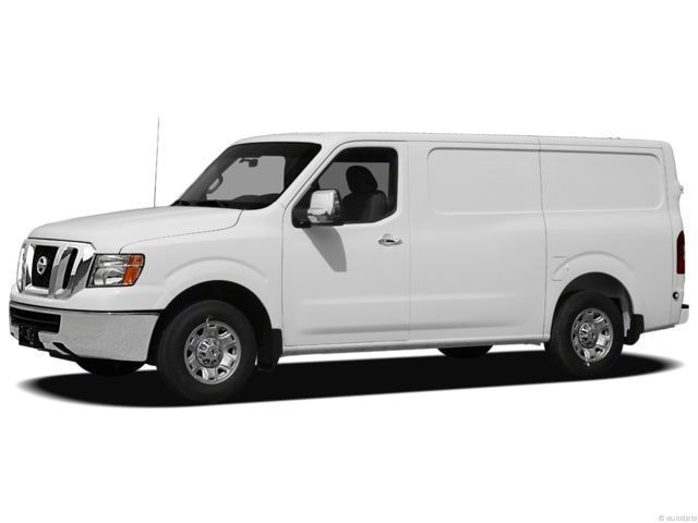 2012 Nissan NV Passenger Van at Berlin City Nissan ME