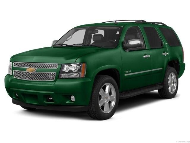 2013 Chevrolet Tahoe LS SUV Photos | J.D. Power