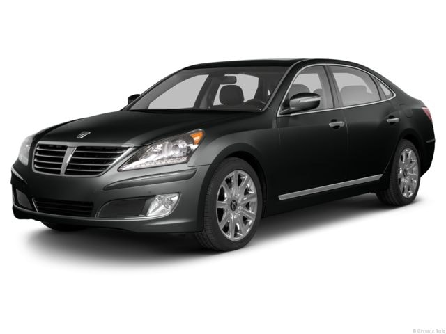 2013 Hyundai Equus Sedan