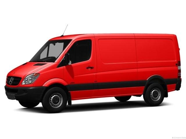 Mercedes benz sprinter vans for sale used cars on oodle for Mercedes benz vans for sale used