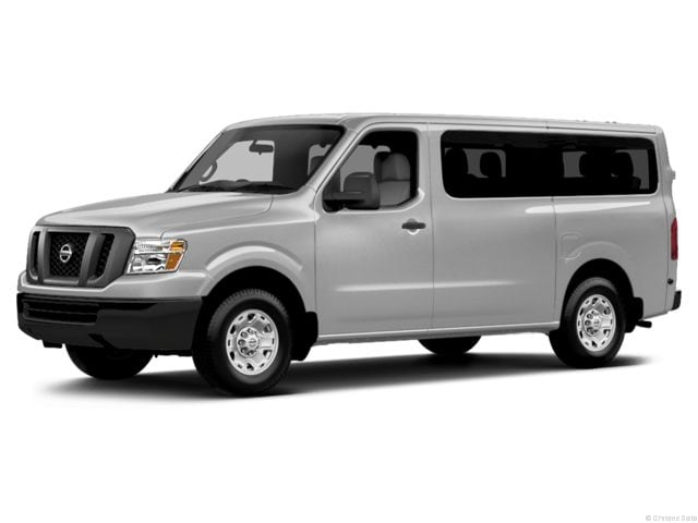 2013 Nissan NV Passenger NV3500 HD Van at Action Nissan