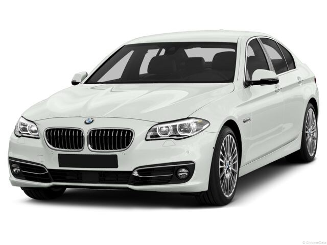 2014 BMW 5 Series 528I White
