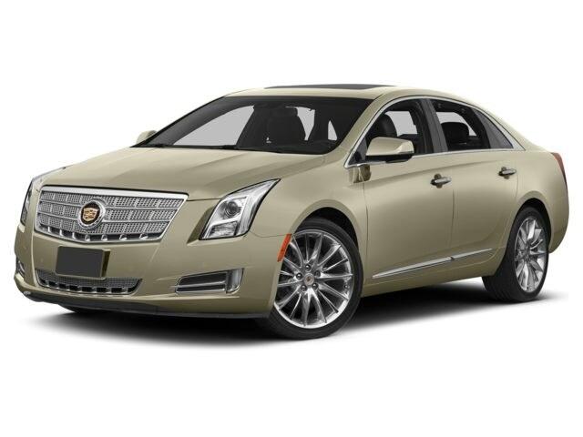 2014 Cadillac Xts Base Sedan Photos J D Power