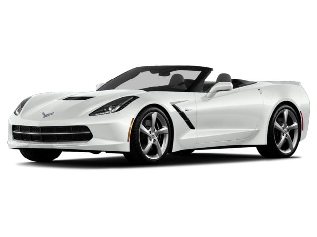 2014 Chevrolet Corvette Stingray ConvertibleWhite 2014 Corvette Convertible