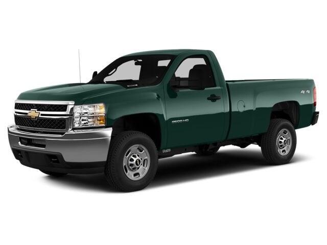 2014 Chevrolet Silverado Exterior Colors