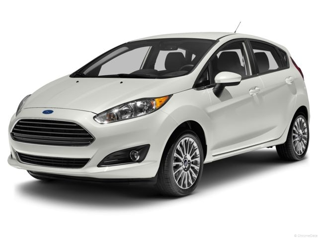 Ford Fiesta 2014 Hatchback White