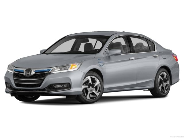 2014 Honda Accord Plug-In Hybrid Sedan