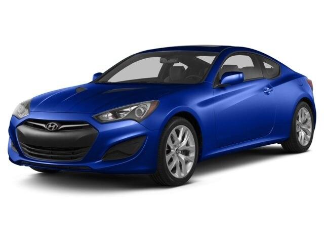 | Blue Springs Hyundai Genesis Coupe 2014 Blue