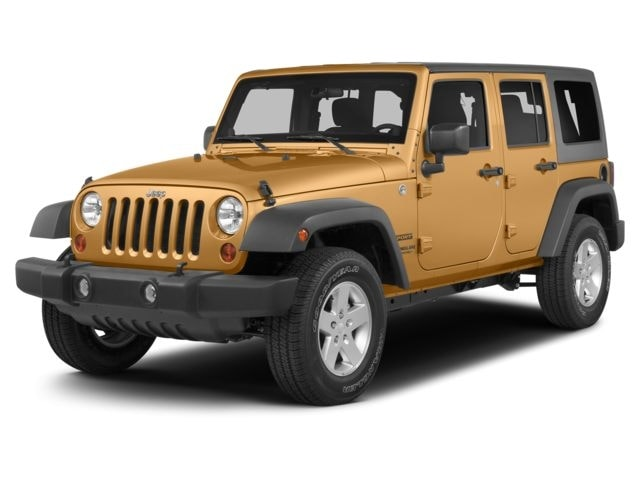 2014 Jeep Wrangler Unlimited Suv Lewisburg