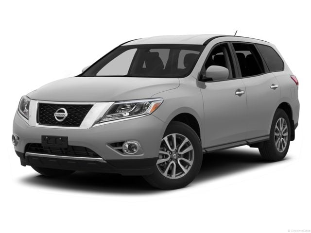 2013 Nissan Pathfinder For Sale >> 2014 Nissan Pathfinder S SUV Photos | J.D. Power