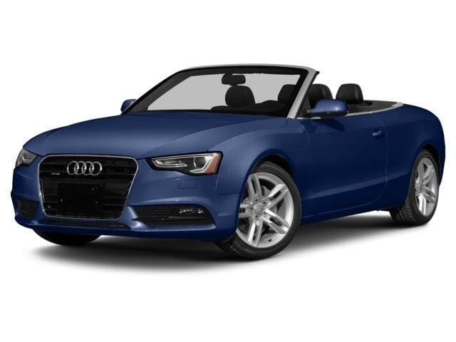 2015 Audi A5 Cabriolet Cherry Hill
