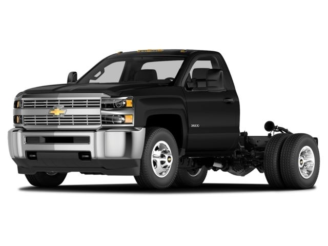 Learn About The 2015 Chevrolet Silverado 3500hd Chassis