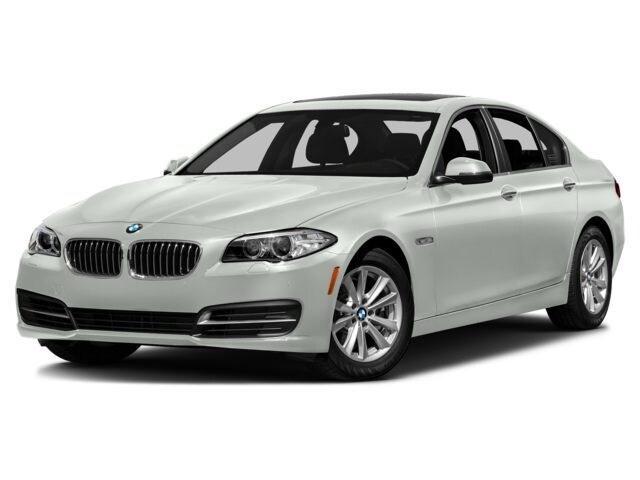 2016 BMW 535i Sedan