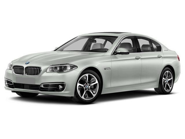 2016 BMW ActiveHybrid 5 Sedan